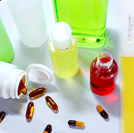 Chemical & Pharmacy Packages